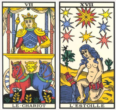 cartes tarot voyance